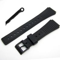 Replacement Watch Strap 18mm 114F5 To Fit Casio F16, F15, F18